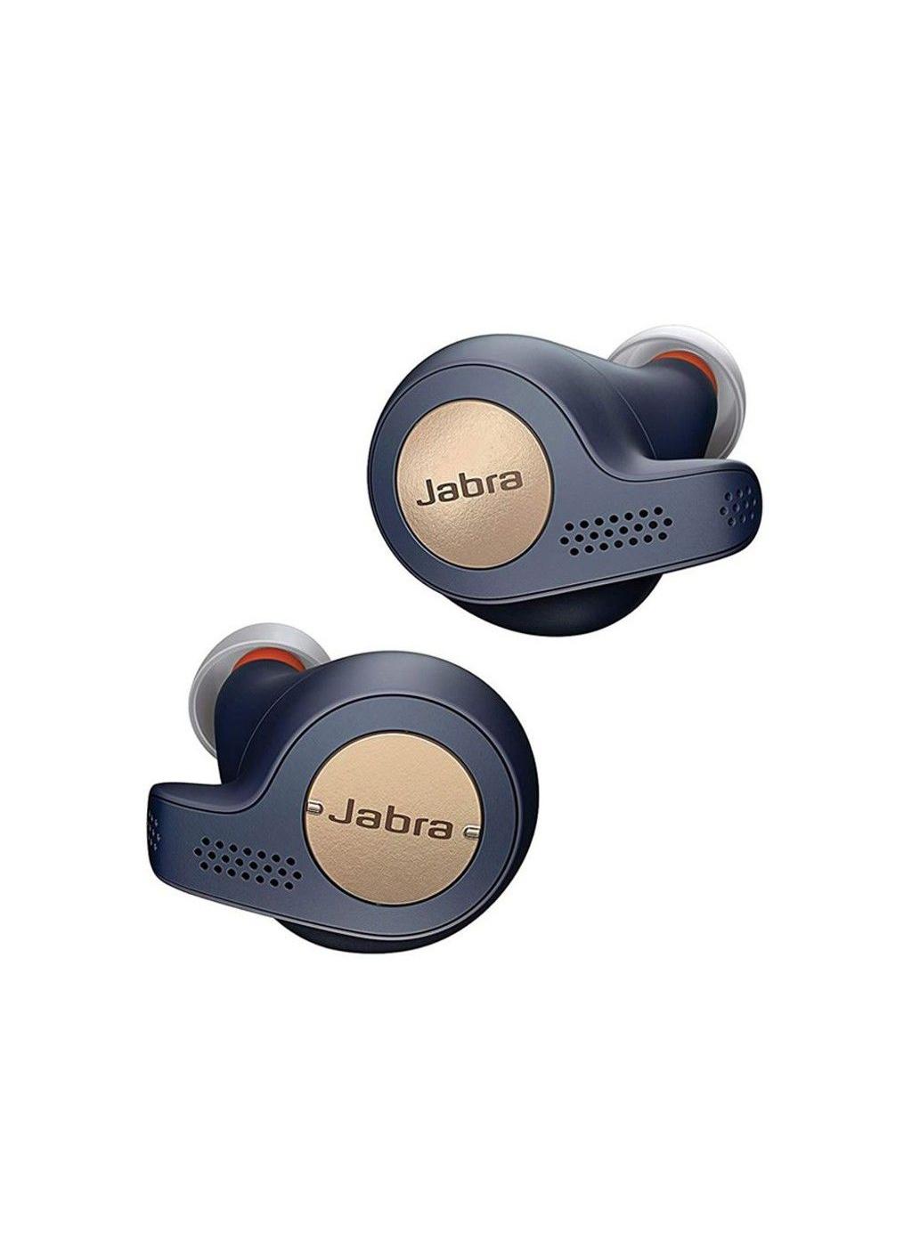 Standart Jabra Elite Active 65t Cooper Siyah Wireless Bluetooth Kulak İçi Kulaklık
